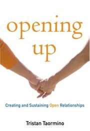 Opening Up (Paperback, 2007, Cleis Press)