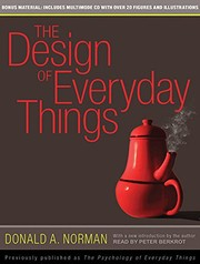 The Design of Everyday Things (mp3 cd, 2011, Tantor Audio)